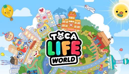TOCA LIFE WORLD